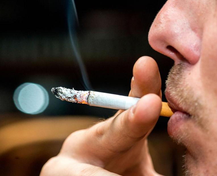 Dependenta de fumat